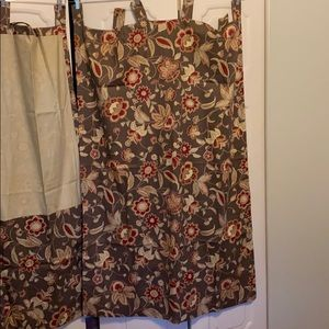 Other - Two curtain panels beautiful condition